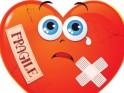 Weak heart muscles