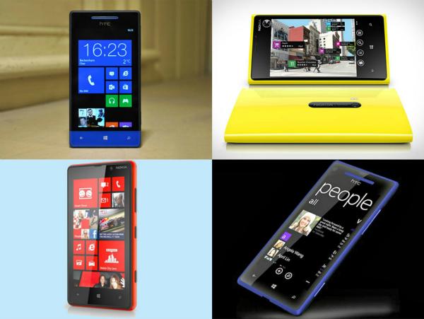 windows smartphones