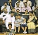 Akhilesh Yadav and Family