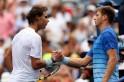 Rafael Nadal and Ryan Harrison