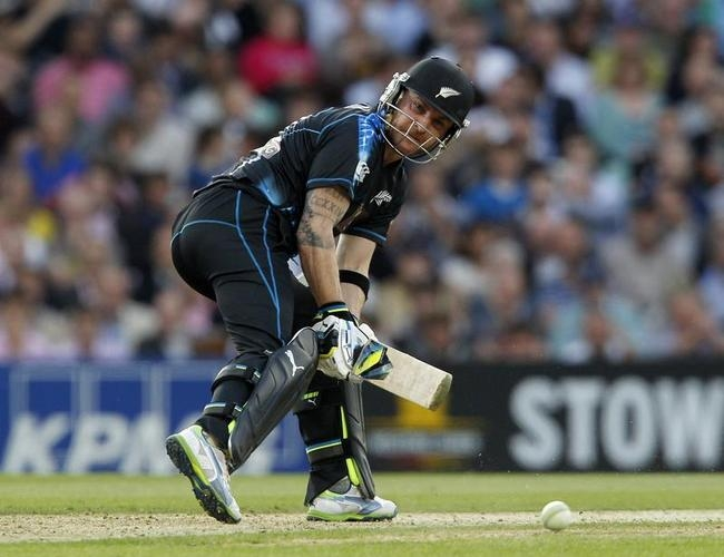 Brendon McCullum (116* Runs Off 56 Balls)