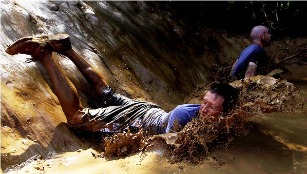 Warrior Dash Obstacle Race