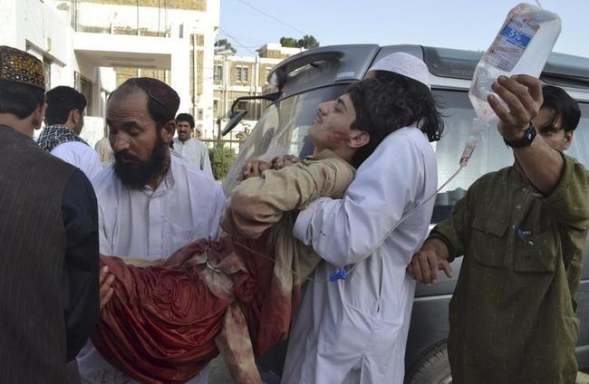 Muslims Celebrate Eid Amid Bombs, Threat of Violence