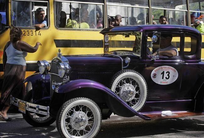 9th Annual Havana Rally
