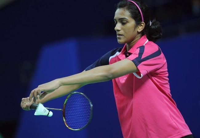 P.V. Sindhu (Badminton, Arjuna Award)