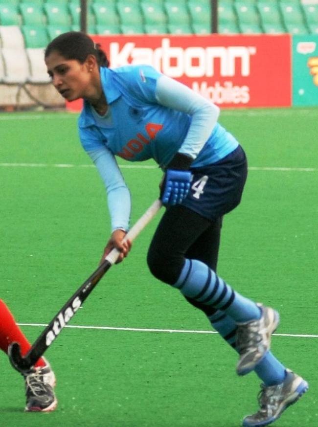 Saba Anjum (Hockey, Arjuna Award)