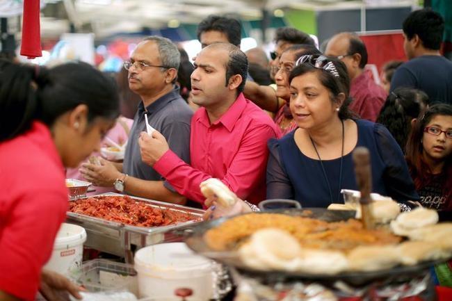 Leicester Celebrates The Mela Festival