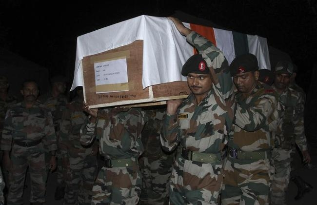Wreath laying ceremony in Poonch district