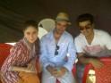 Kareena Kapoor Khan, Punit Malhotra, Arjun Kapoor
