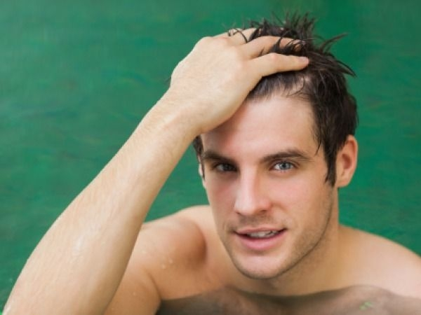 Dandruff Treatment: 30 Ways to Get Rid of Dandruff When you shampoo, massage the scalp vigorously so that you can loosen the flakes and wash them off.