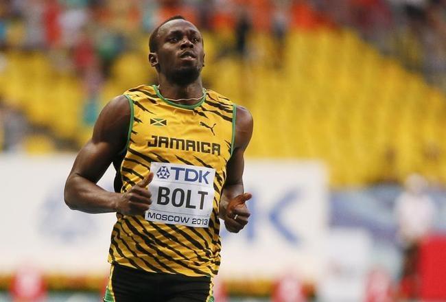 Usain Bolt (Jamaica; men