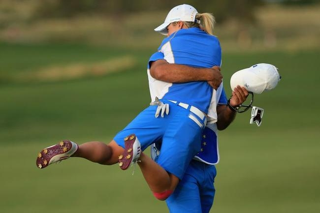 The Solheim Cup