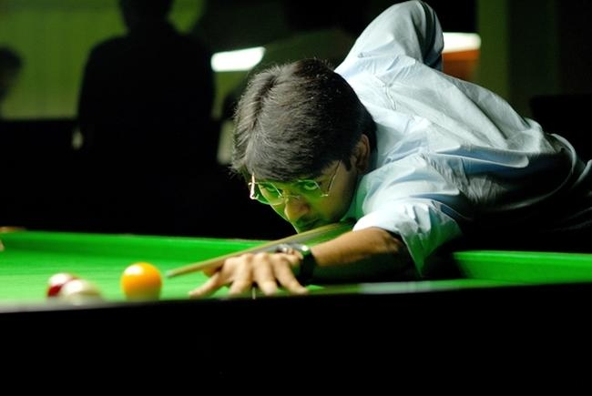 Rupesh Shah (Cue Sports, Arjuna Award)