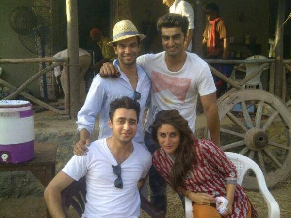 Punit Malhotra, Arjun Kapoor, Imran Khan, Kareena Kapoor Khan