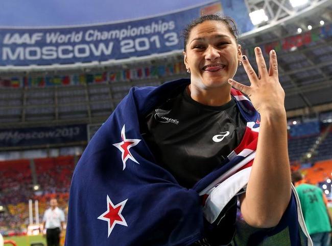 Valerie Adams (New Zealand)