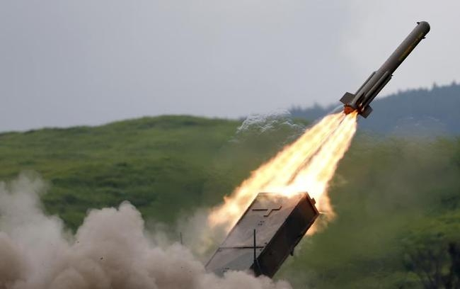 Japan Displays Its Military Power