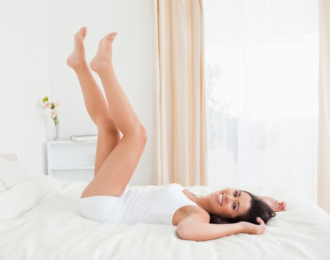Best Way to Last Longer in Bed # 13: Stretch