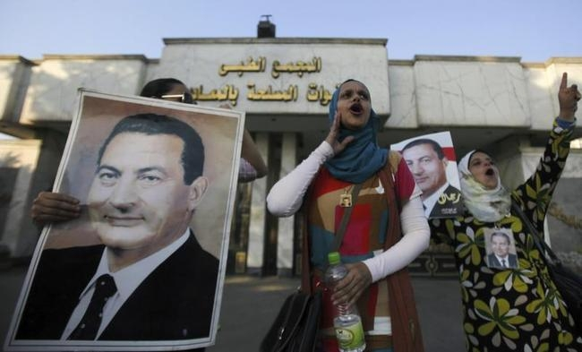 Hosni Mubarak Released From Jail