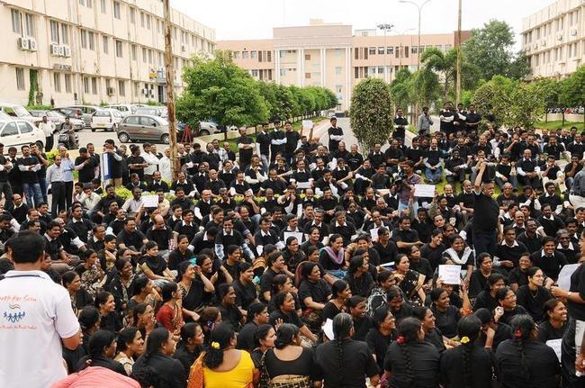 Indefinite Stir Stops Andhra Pradesh