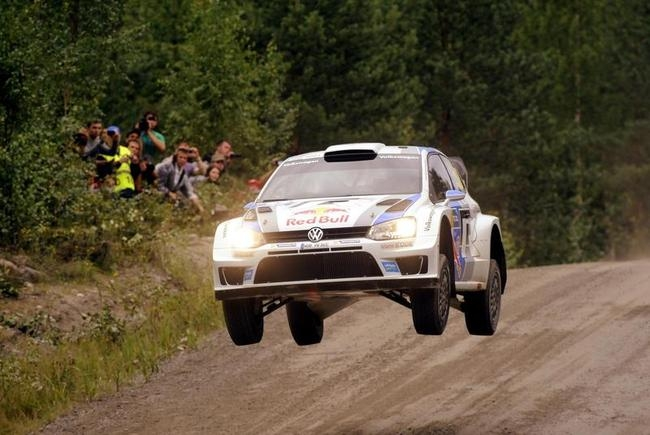 FIA World Rally 2013 in Finland