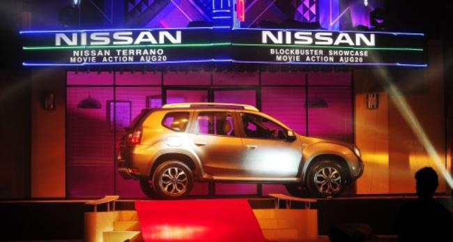 Nissan Terrano Unveiled