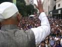 Anna Hazare in USA