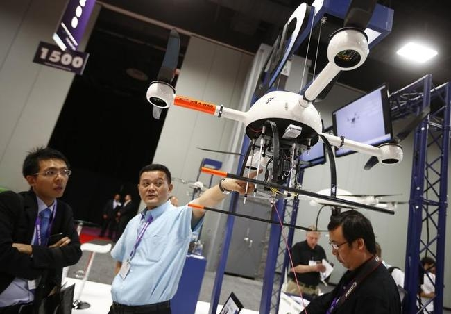 Unmanned Systems 2013 Exhibition