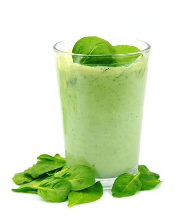 Home Remedy to Treat Acne Scars # 11: Sip in vegetable juices