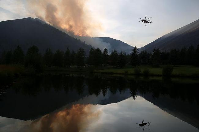 Idaho Wildfires