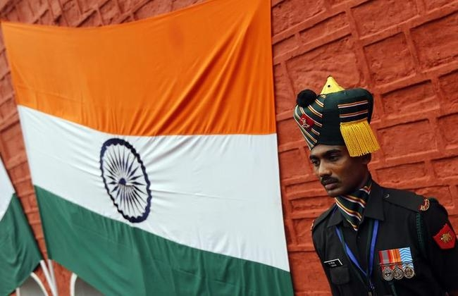 Independence Day Preparations: PICS