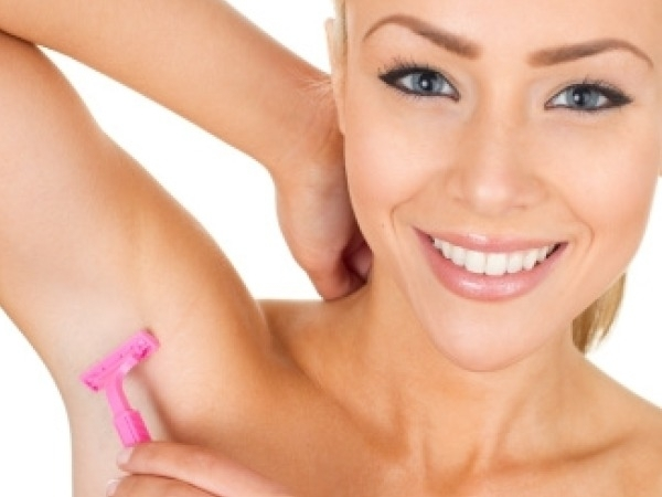 Body Hair : 5 Ways to Reduce Underarm Pigmentation Stop Shaving!