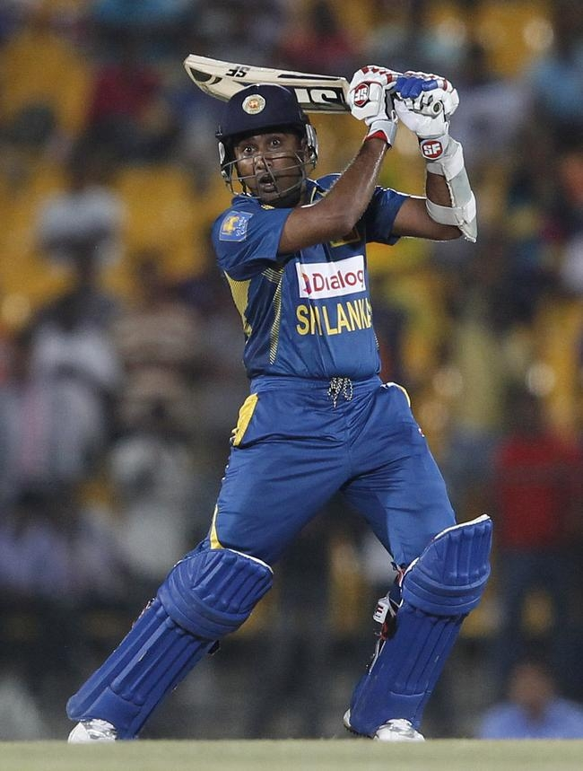 Mahela Jayawardene (100 Runs Off 64 Balls)
