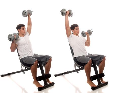 Arm Workouts: Top 10 Best Arm Exercises Incline arm curl