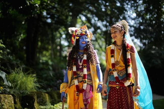 Janmashtami Celebrations in UK