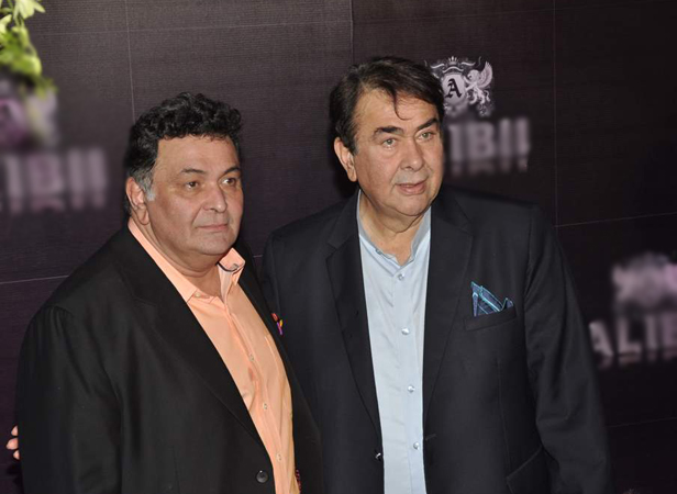 Rishi, Randhir Kapoor