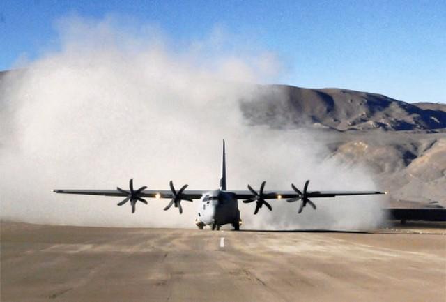 C 130J-30 Super Hercules