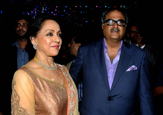 Hema Malini, Boney Kapoor