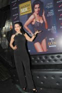 Ameesha Patel poses with her cover