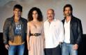 Vivek Oberoi, Kangana Ranaut, Rakesh and Hrithik Roshan