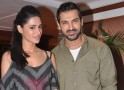 John Abraham and Nargis Fakhri