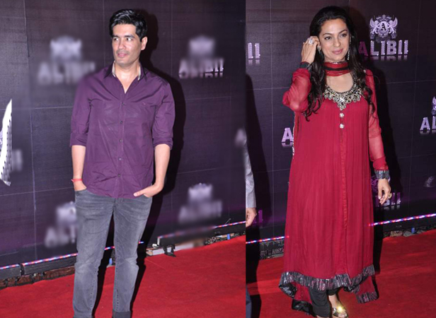 Manish Malhotra, Juhi Chawla
