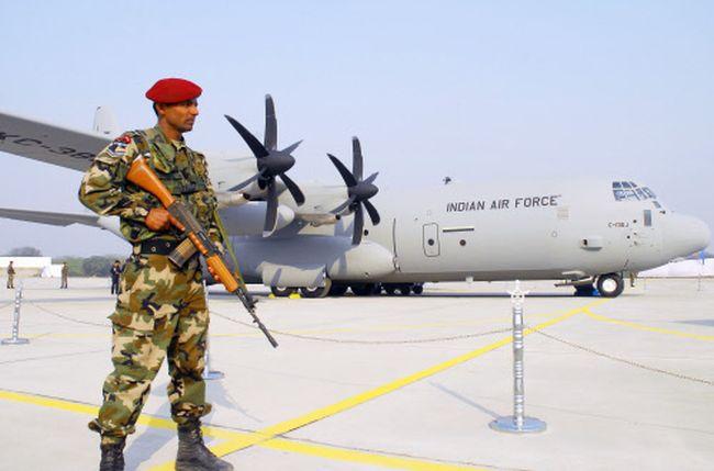 Lockheed Martin Stars >> IAF's C-130J Super Hercules: PICS - Indiatimes.com