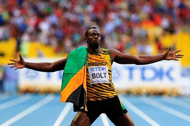 Usain Bolt Wins World 200m Title