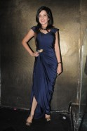 Amy Billimoria at the launch of Ameesha Patel
