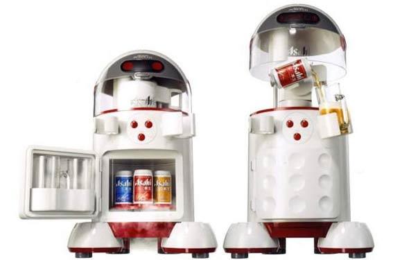 Asahi Robocco BeerBot