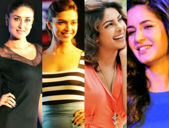 Dumping Queens of Bollywood