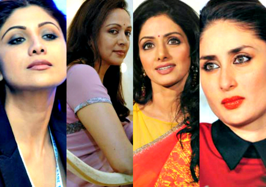 bollywood second wives