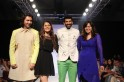 August 2013: Barkha and Sonzal presented a unique men's wear line titled 'Beautiful Mind' inspired by the intricacies of the human mind, the cycle of life from birth to death at the Tata Nano Talent Box during Lakmé Fashion Week Winter/Festive