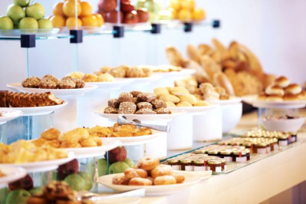 breakfast buffets
