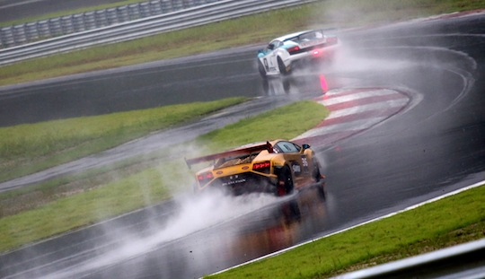"""""""Last weekend's Asian Le Mans Series here at the stunning Inje Speedium saw a monumental podium finish from the championship's first ever, and only competing Lamborghini GT3"""", said Cristiano Inverni, Lamborghini Blancpain Super Trofeo Asia Series"""